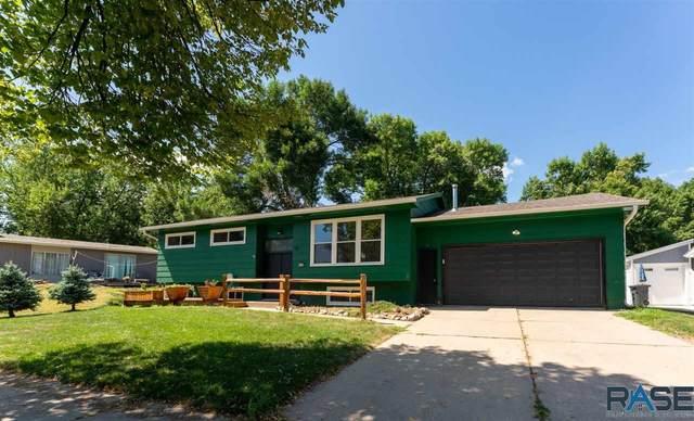 1104 E Pam Rd, Sioux Falls, SD 57105 (MLS #22004513) :: Tyler Goff Group