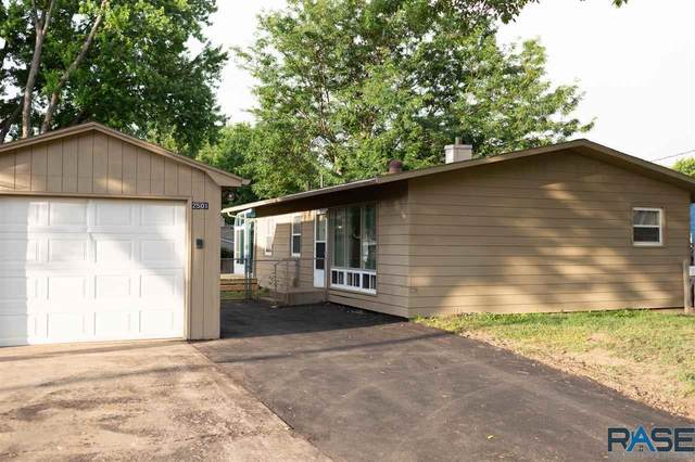 2501 E 18th St, Sioux Falls, SD 57103 (MLS #22004532) :: Tyler Goff Group