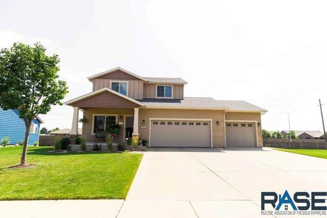 5141 S Manchester Ct, Sioux Falls, SD 57108 (MLS #22004600) :: Tyler Goff Group