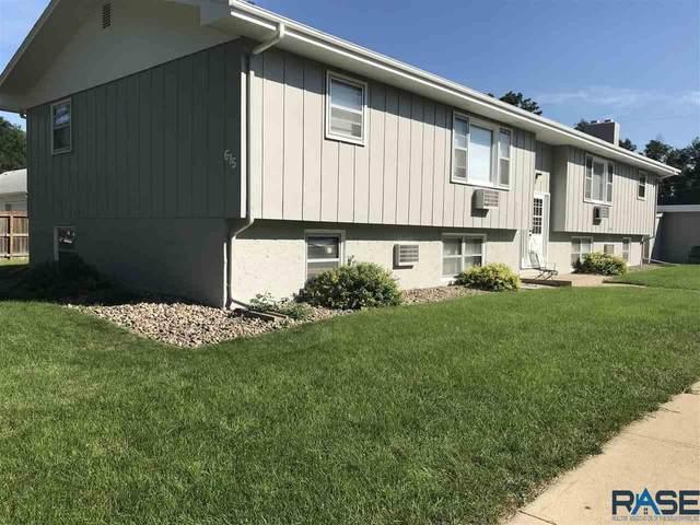 615 W Bennett St, Sioux Falls, SD 57104 (MLS #22004622) :: Tyler Goff Group