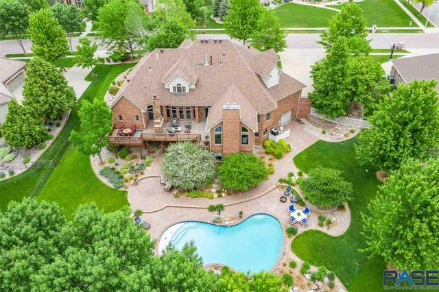 2817 S St Francis Ln, Sioux Falls, SD 57103 (MLS #22004691) :: Tyler Goff Group