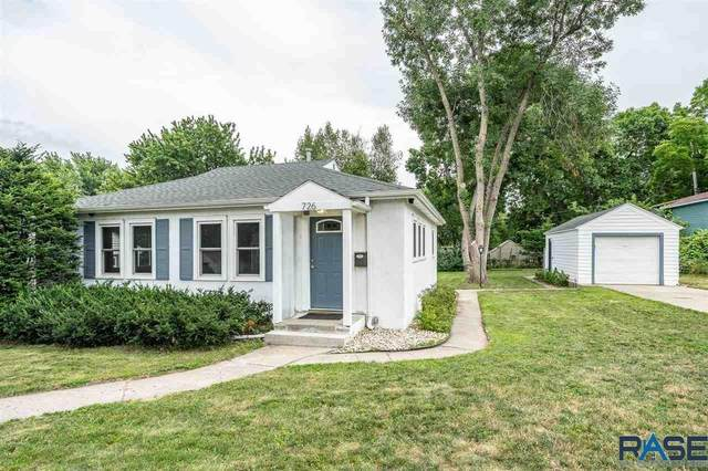 726 S Hawthorne Ave, Sioux Falls, SD 57104 (MLS #22004717) :: Tyler Goff Group