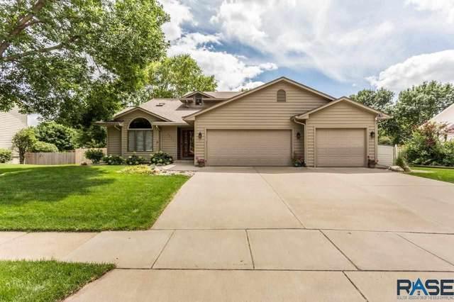 4513 S Quail Run Ave, Sioux Falls, SD 57105 (MLS #22004765) :: Tyler Goff Group