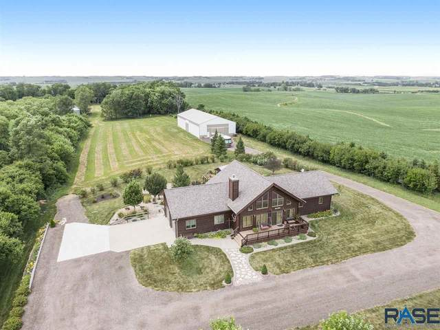 25445 484th Ave, Garretson, SD 57030 (MLS #22004768) :: Tyler Goff Group