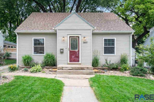 907 S 3rd Ave, Sioux Falls, SD 57105 (MLS #22004833) :: Tyler Goff Group