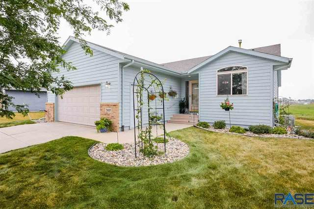 2613 N Vincent Ave, Sioux Falls, SD 57107 (MLS #22004863) :: Tyler Goff Group