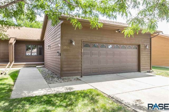 2502 S Lockwood Pl, Sioux Falls, SD 57104 (MLS #22004866) :: Tyler Goff Group
