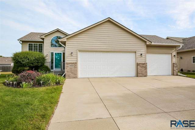 7455 W Legacy Ct, Sioux Falls, SD 57106 (MLS #22004874) :: Tyler Goff Group