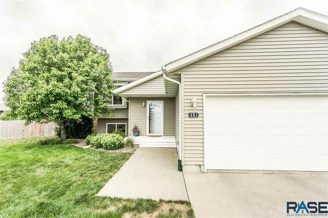 401 Pittsburgh Ave, Harrisburg, SD 57032 (MLS #22004911) :: Tyler Goff Group