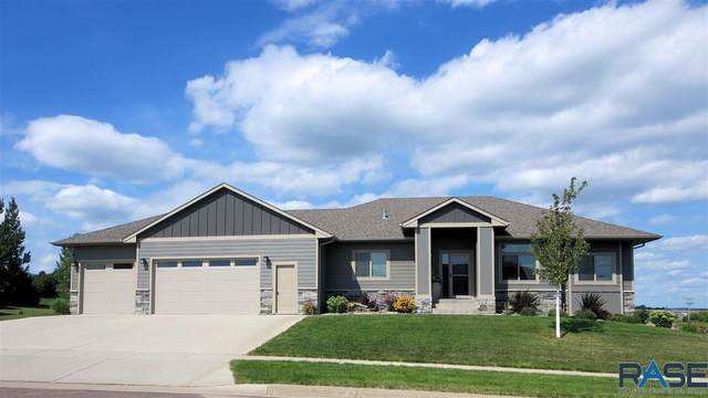 7216 E Archstone St, Sioux Falls, SD 57110 (MLS #22004960) :: Tyler Goff Group