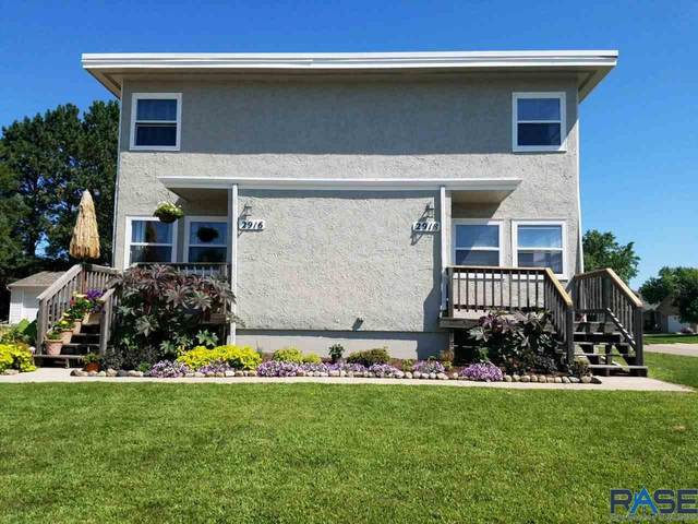 2912 E Pearl St, Sioux Falls, SD 57103 (MLS #22004994) :: Tyler Goff Group