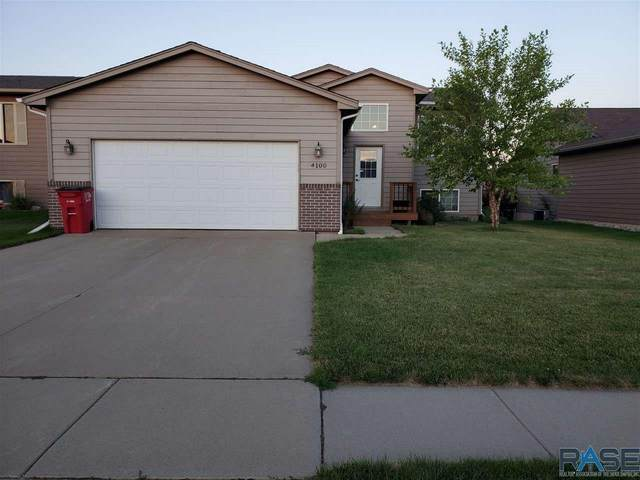 4100 Linedrive Ave, Sioux Falls, SD 57110 (MLS #22005049) :: Tyler Goff Group