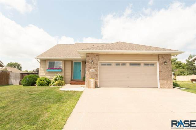 2905 N Pampas Grass Ave, Sioux Falls, SD 57107 (MLS #22005081) :: Tyler Goff Group