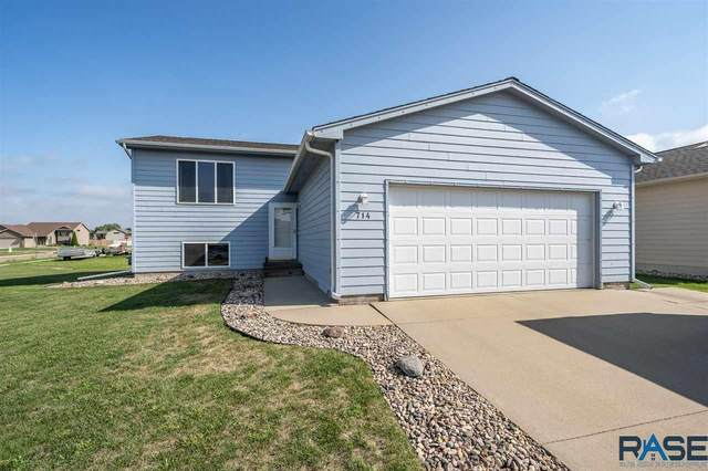714 Teddy St, Harrisburg, SD 57032 (MLS #22005091) :: Tyler Goff Group