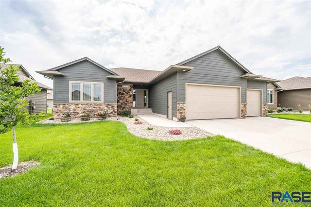 6345 S Badlands Ct, Sioux Falls, SD 57108 (MLS #22005155) :: Tyler Goff Group