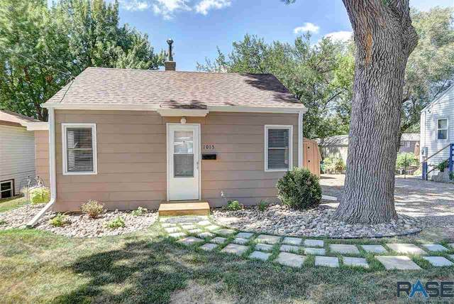 1015 S Cleveland Ave, Sioux Falls, SD 57103 (MLS #22005205) :: Tyler Goff Group