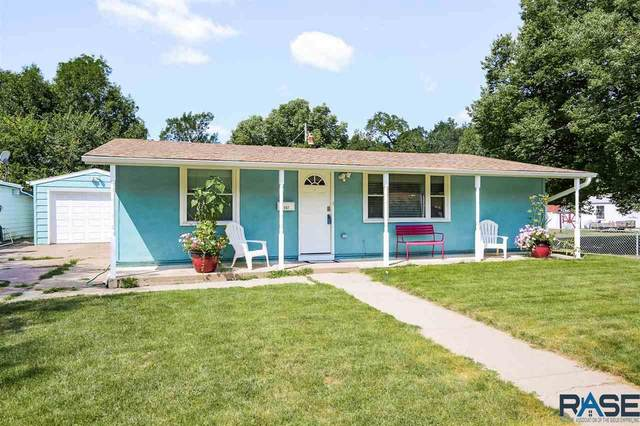 517 S Garfield Ave, Sioux Falls, SD 57104 (MLS #22005206) :: Tyler Goff Group
