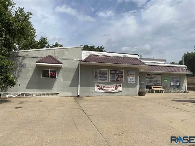 102 W Main St, Irene, SD 57037 (MLS #22005209) :: Tyler Goff Group