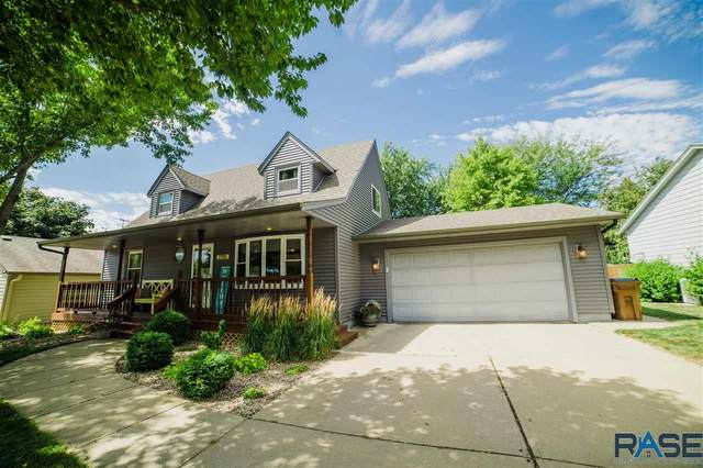 2701 S Pepper Ridge Ave, Sioux Falls, SD 57103 (MLS #22005217) :: Tyler Goff Group