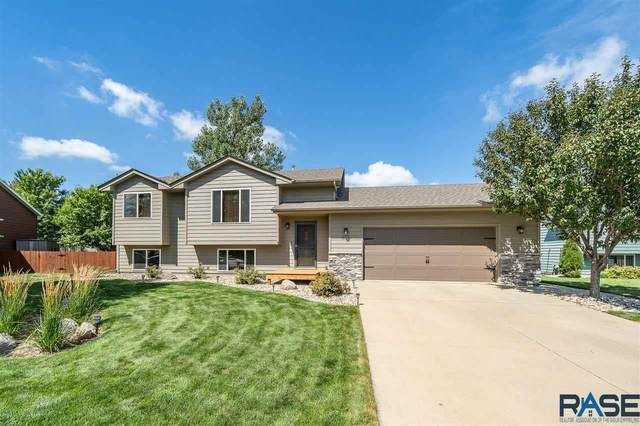 6115 S Aaron Ave, Sioux Falls, SD 57106 (MLS #22005229) :: Tyler Goff Group