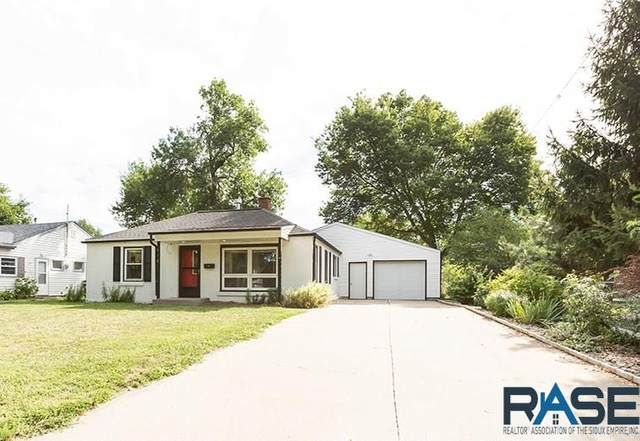 516 S Williams Ave, Sioux Falls, SD 57104 (MLS #22005258) :: Tyler Goff Group