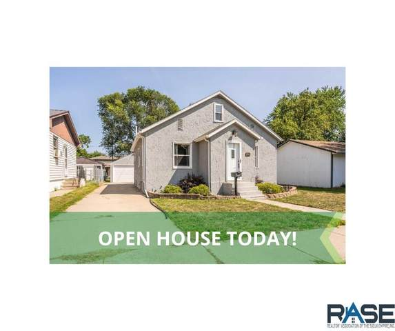 706 N Mable Ave, Sioux Falls, SD 57103 (MLS #22005296) :: Tyler Goff Group