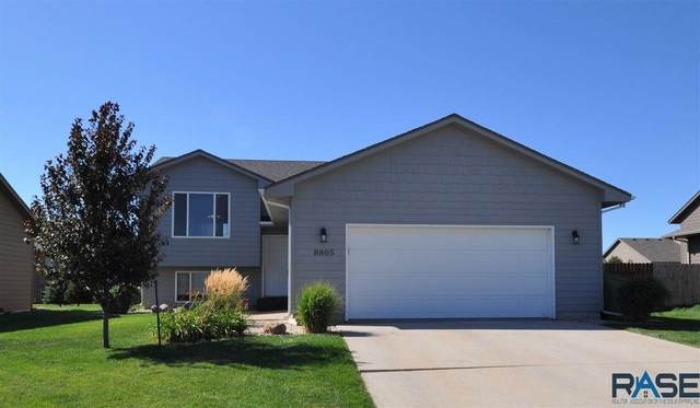 8805 W 18 St, Sioux Falls, SD 57106 (MLS #22005305) :: Tyler Goff Group
