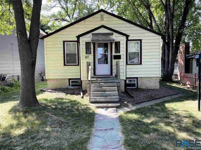 817 N Spring Ave, Sioux Falls, SD 57104 (MLS #22005327) :: Tyler Goff Group