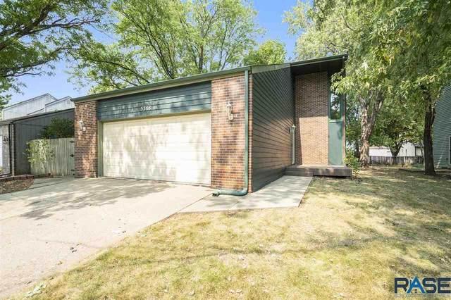 5308 W Birnhamwood Dr, Sioux Falls, SD 57106 (MLS #22005330) :: Tyler Goff Group