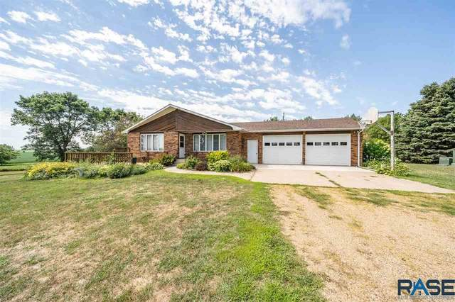 47269 255th St, Renner, SD 57055 (MLS #22005336) :: Tyler Goff Group