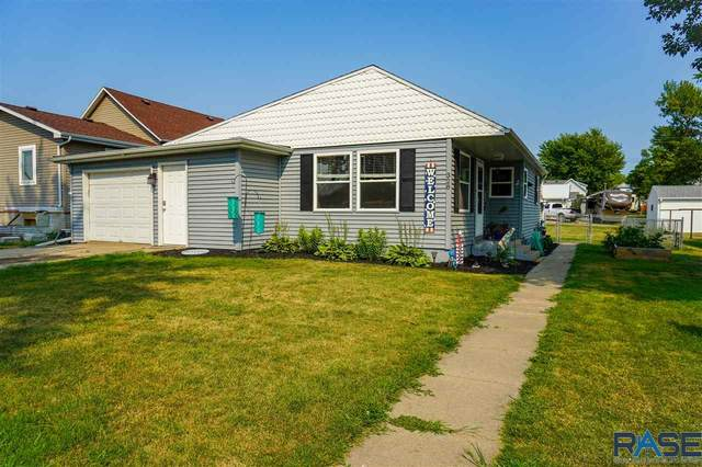 328 Granite Ave, Garretson, SD 57030 (MLS #22005344) :: Tyler Goff Group