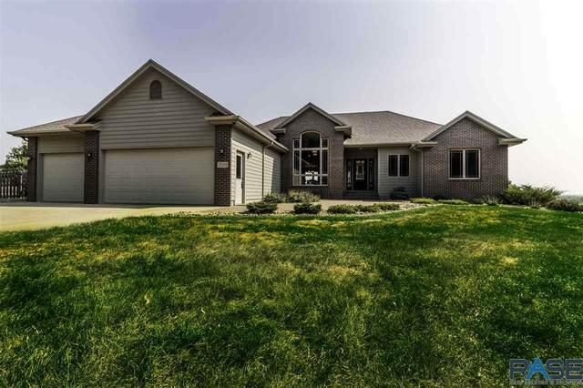 2500 N Oak Rd, Brandon, SD 57005 (MLS #22005383) :: Tyler Goff Group