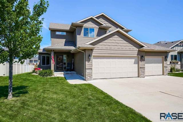 5416 S Sirocco Ave, Sioux Falls, SD 57108 (MLS #22005385) :: Tyler Goff Group