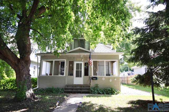 324 N Franklin Ave, Sioux Falls, SD 57104 (MLS #22005386) :: Tyler Goff Group