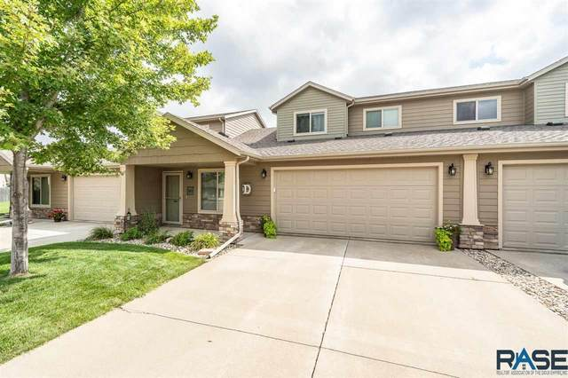 5402 S Ledgestone Pl, Sioux Falls, SD 57108 (MLS #22005400) :: Tyler Goff Group