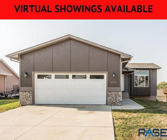 6517 W 5th St, Sioux Falls, SD 57107 (MLS #22005410) :: Tyler Goff Group