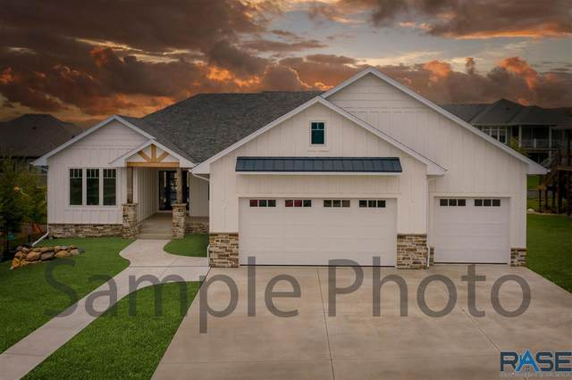 104 N Tumble Creek Cir, Sioux Falls, SD 57110 (MLS #22005421) :: Tyler Goff Group