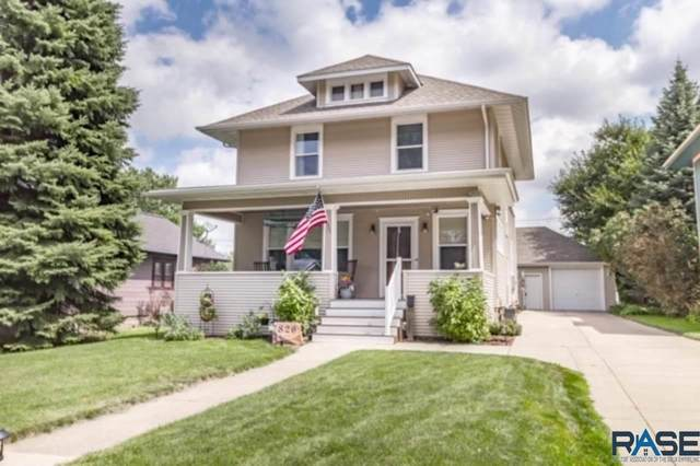 826 S 1st Ave, Sioux Falls, SD 57104 (MLS #22005437) :: Tyler Goff Group