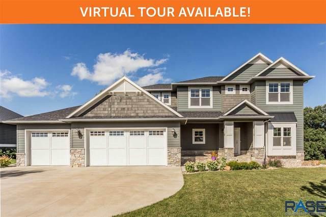 704 S Scarlet Oak Trl, Sioux Falls, SD 57110 (MLS #22005452) :: Tyler Goff Group