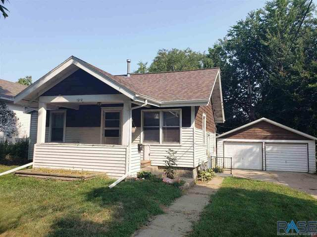 1012 W 13th St, Sioux Falls, SD 57104 (MLS #22005459) :: Tyler Goff Group