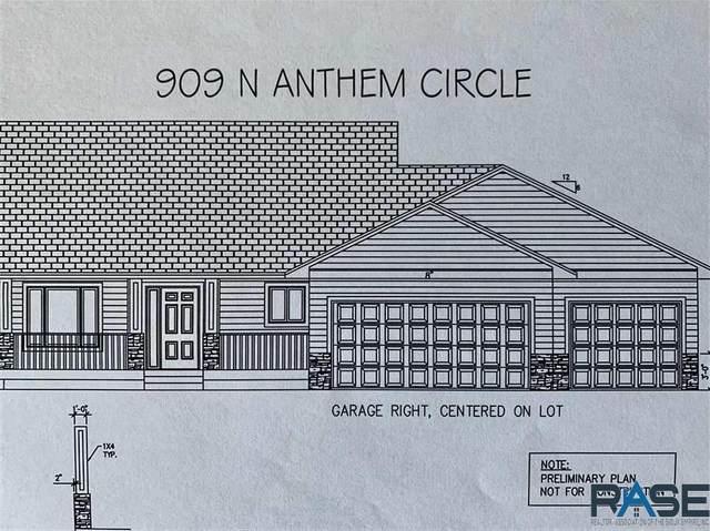 909 N Anthem Cir, Sioux Falls, SD 57110 (MLS #22005463) :: Tyler Goff Group