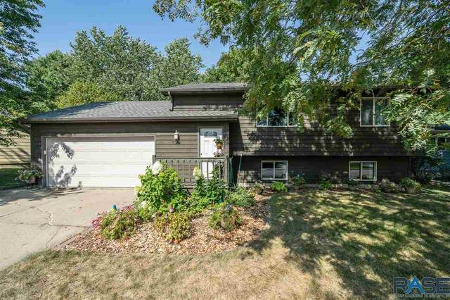 5004 W Cottage Trl, Sioux Falls, SD 57106 (MLS #22005479) :: Tyler Goff Group