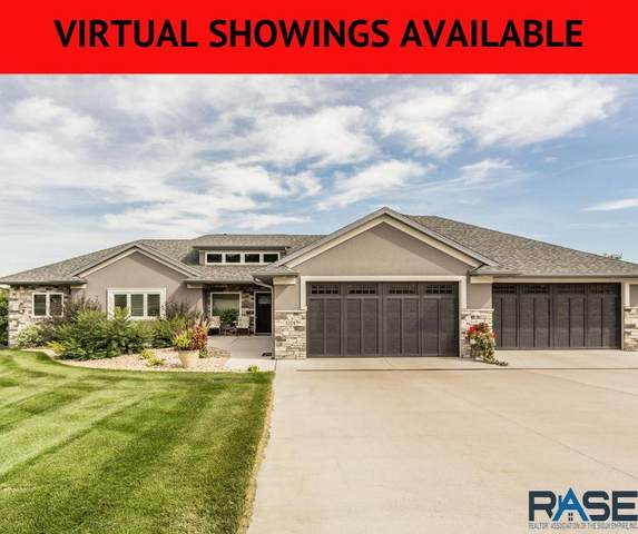 3201 W Old Yankton Rd, Sioux Falls, SD 57108 (MLS #22005521) :: Tyler Goff Group