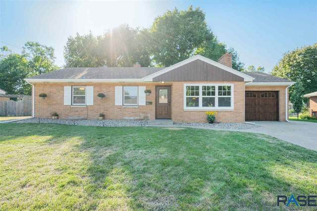 2101 S Faris Ave, Sioux Falls, SD 57105 (MLS #22005525) :: Tyler Goff Group