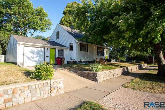 514 S Lake Ave, Sioux Falls, SD 57104 (MLS #22005540) :: Tyler Goff Group
