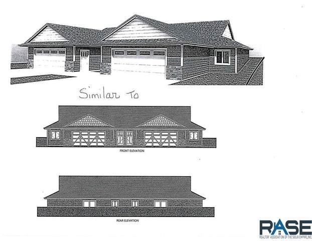 1401 E Lighthouse Pl, Sioux Falls, SD 57103 (MLS #22005568) :: Tyler Goff Group