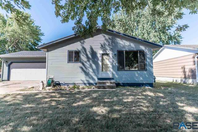 4616 E 16th St, Sioux Falls, SD 57110 (MLS #22005575) :: Tyler Goff Group