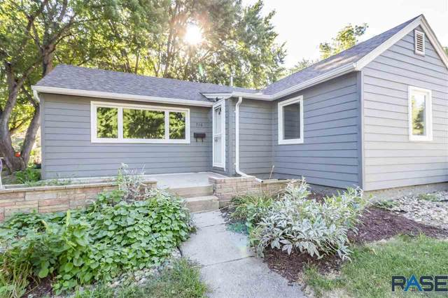 716 S Glendale Ave, Sioux Falls, SD 57104 (MLS #22005588) :: Tyler Goff Group