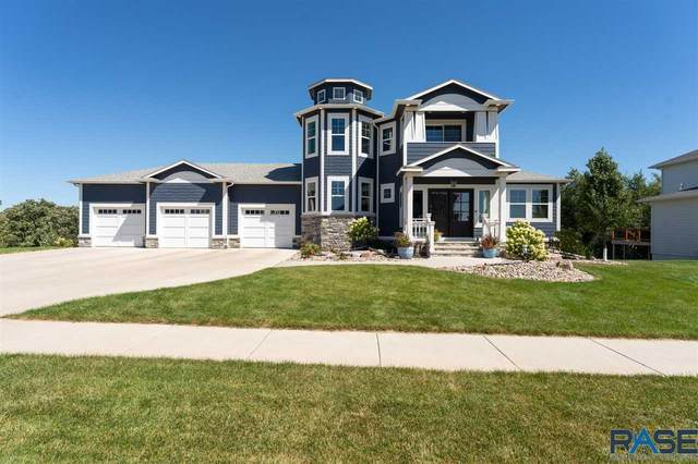 1308 S Scarlet Oak Trl, Sioux Falls, SD 57110 (MLS #22005591) :: Tyler Goff Group