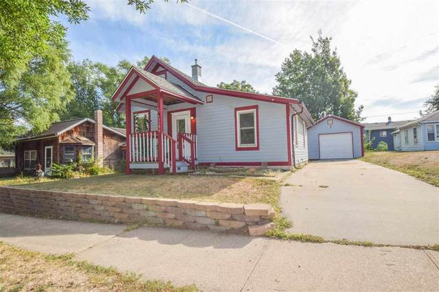 1106 S Sherman Ave, Sioux Falls, SD 57105 (MLS #22005594) :: Tyler Goff Group